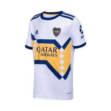 Camiseta Adidas Niño Boca Juniors Visitante