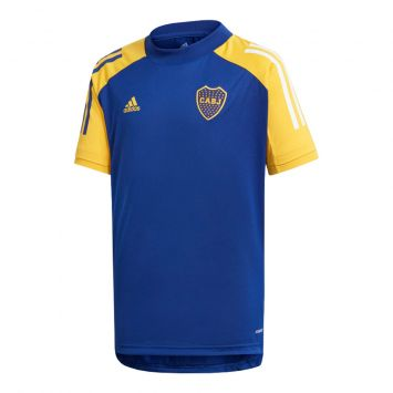 Camiseta Adidas Niño Boca Juniors TR JSY