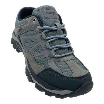 Zapatillas Goodyear Hombre Trekking Frecuencia Lateral