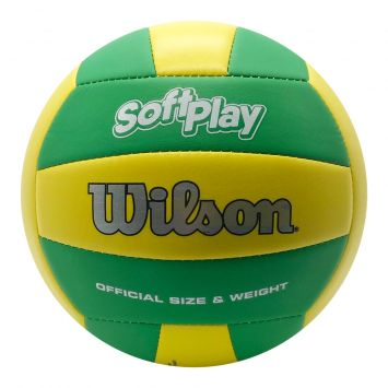 Pelota Wilson Soft Play Volleyball ( 3501XB )