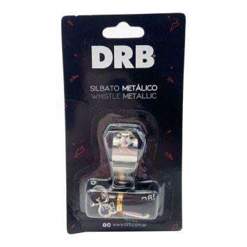 Silbato Metalico DRB