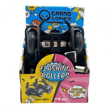 Rollers Powerblade Flashing C/Luz ( 060 )