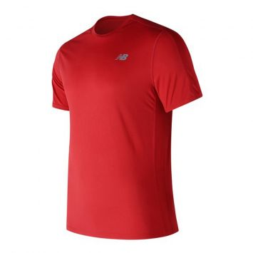 Remera New Balance Hombre Accelerate SS