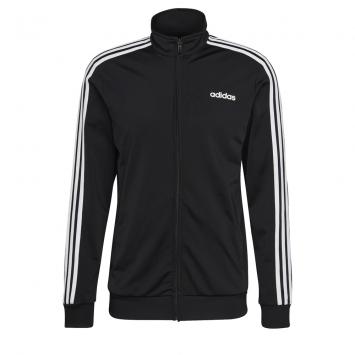 Campera Adidas Hombre Essentials Tricot 3 Rayas