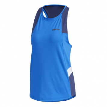 Musculosa Adidas Mujer Aeroready Colorblock