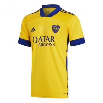 Camiseta Adidas Hombre Boca 3 JSY