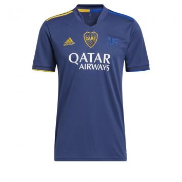 Camiseta Adidas Hombre Cuarta Boca Juniors