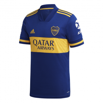 Camiseta Adidas Hombre Boca Juniors H JSY