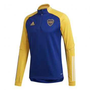 Buzo Adidas Hombre Entrenamiento Boca Juniors