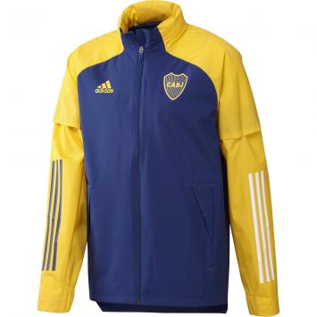 Campera Adidas Unisex Boca Juniors AW